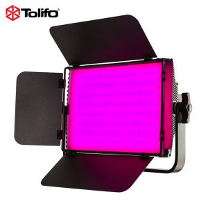 Tolifo GK-S60 Lampa Video LED Bicolor si RGB 6003