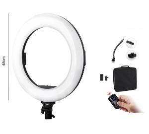 Tolifo R48 RingLight LED Bicolor dimabil0