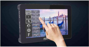 "Feelworld F5PRO Monitor IPS 4K 5.5"" Touchscreen HDMI4"