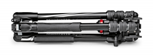 Manfrotto Befree Live Kit Trepied Video Twist1