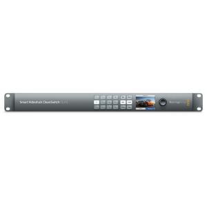 Blackmagic Design Smart Videohub CleanSwitch 12 x 12 6G-SDI router0