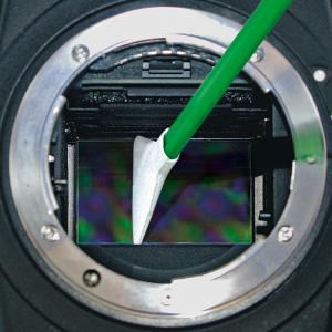 Visible Dust Set 12 spatule curatare senzor format mediu 42-44mm1