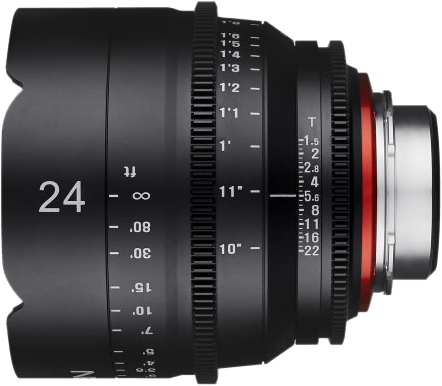 Xeen 24mm T1.5  MFT [2]
