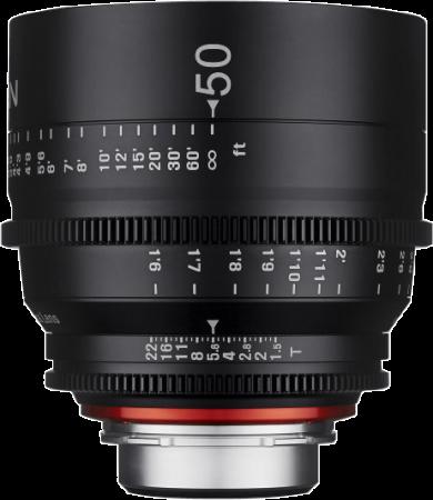Xeen 50mm T1.5 Canon EF [3]