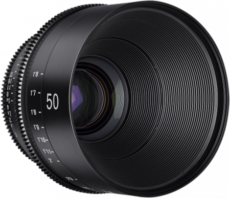 Xeen 50mm T1.5 Canon EF [1]