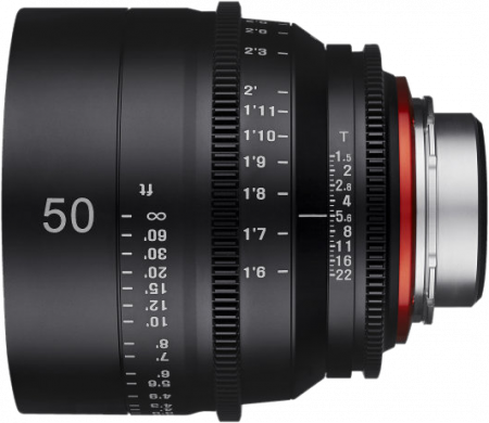 Xeen 50mm T1.5 Sony E [1]