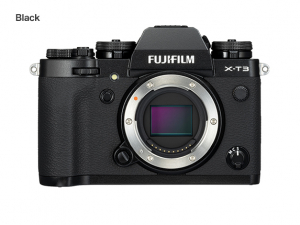 Fujifilm Mirrorless 26MP X-T3 body negru