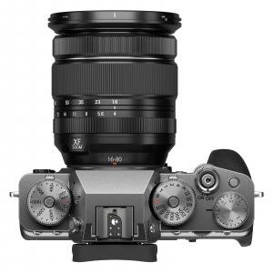 Fujifilm X-T4 Aparat Foto Mirrorless Kit cu Obiectiv 16-80 mm F.4 Argintiu7