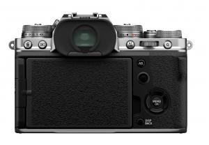 Fujifilm X-T4 Aparat Foto Mirrorless Kit cu Obiectiv 16-80 mm F.4 Argintiu8