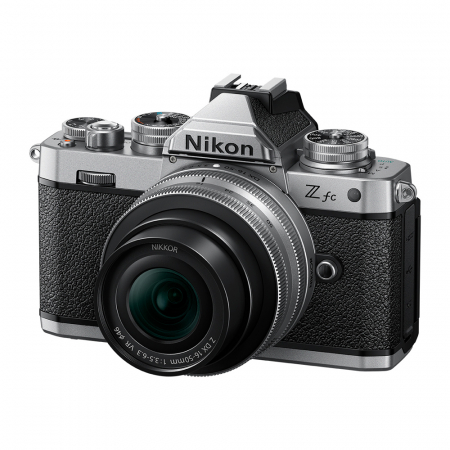 Nikon Z fc Aparat Foto Mirrorless Kit Obiectiv DX 16-50mm f/3.5-6.3 VR [0]