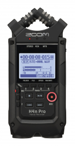 Zoom H4n Pro 4 intrari reportofon portabil cu microfoane built-in X/Y (Negru) H4N PRO BLACK [1]