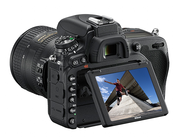 Nikon D750 Aparat Foto DSLR 24MP CMOS Body