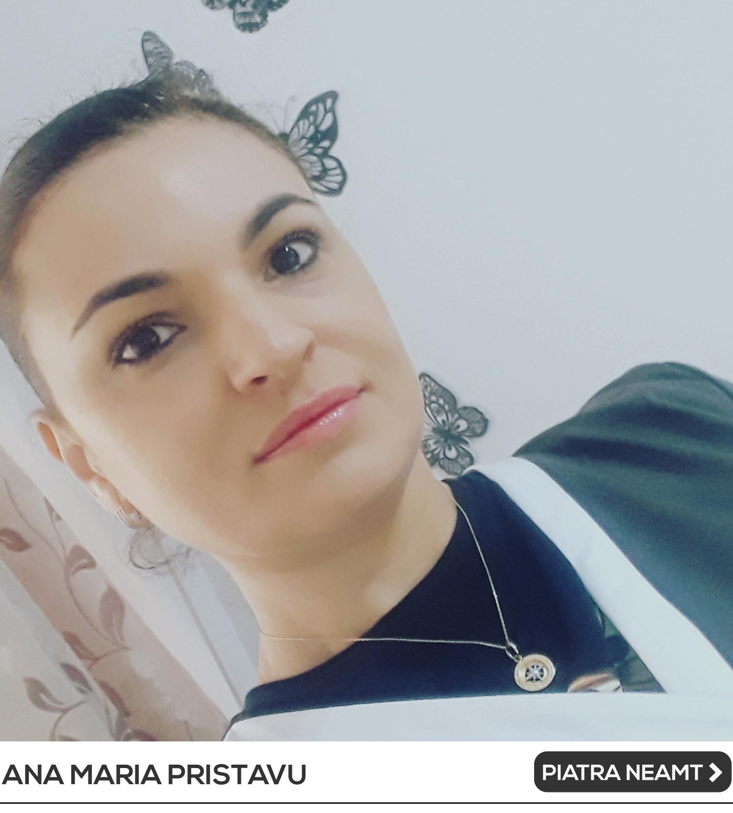 "<h5>NATURO-ESTETICIAN certificat PHYT'S France</h5><br /><strong><a href=""https://bit.ly/Ana-Maria-Pristavu-Piatra-Neamt""><u>Link acces Formular Diagnoza on-line</u></a></strong><br><a href=""https://www.facebook.com/cosmeticasimakeupanamariapristavu/""><img alt=""Imagini pentru facebook"" src=""https://upload.wikimedia.org/wikipedia/commons/thumb/8/83/Facebook_Messenger_4_Logo.svg/1200px-Facebook_Messenger_4_Logo.svg.png"" style=""width: 20px; height: 20px; float: center; margin-left: 5px; margin-right: 5px;"" /></a><a href=""https://www.facebook.com/cosmeticasimakeupanamariapristavu/"">Scrie pe Facebook</a><br><img alt="""" src=""https://www.phytsromania.ro/domains/phytsromania.ro/files/files/consultanti/phone-icon.png"" style=""margin: 0px 5px; float: center; width: 20px; height: 20px;"" />0757 140 101<br>COD VOUCHER DISCOUNT: <b>ANCAPRIS</b><br><br>"