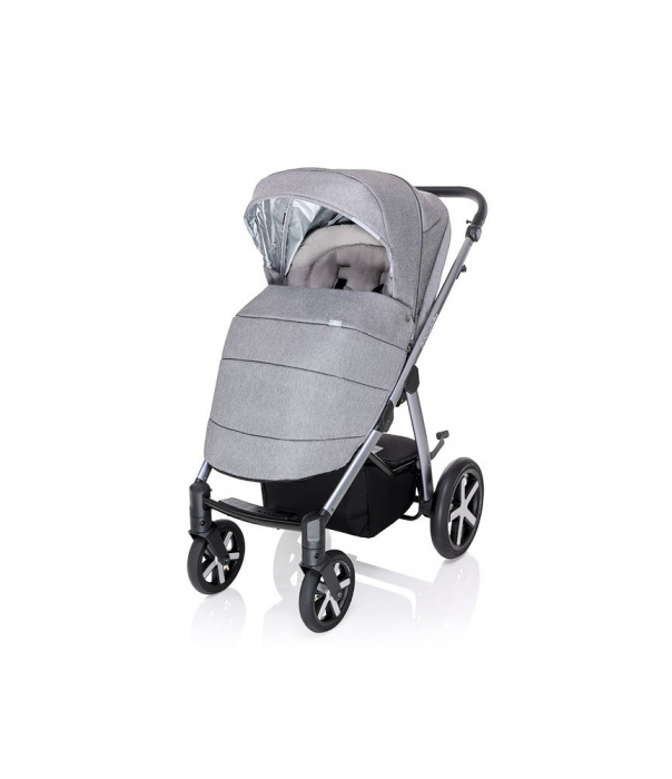 Carucior multifunctional + Winter Pack Baby Design Husky 2020 [4]