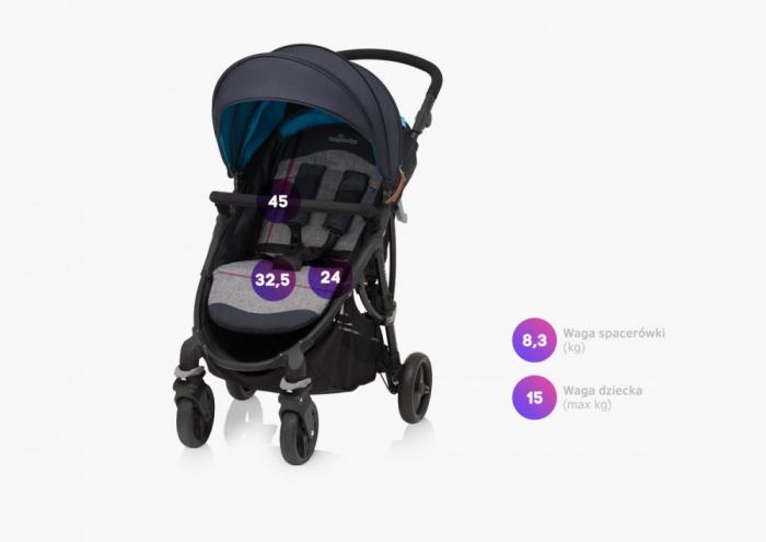 Carucior sport Baby Design Smart 2019 [6]
