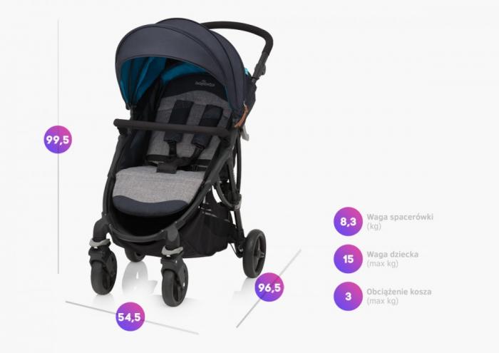 Carucior sport Baby Design Smart 2019 [7]