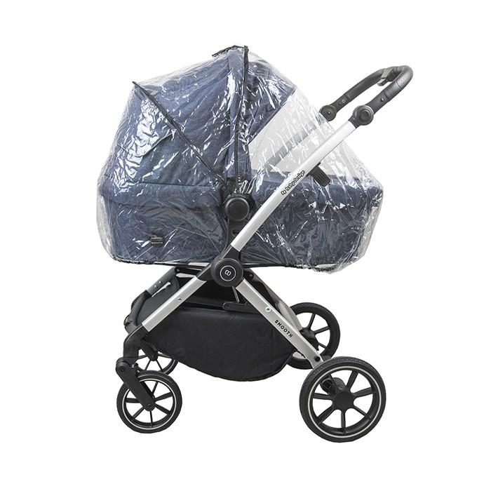 Carucior multifunctional 2 in 1 Baby Design Smooth 2020 [3]