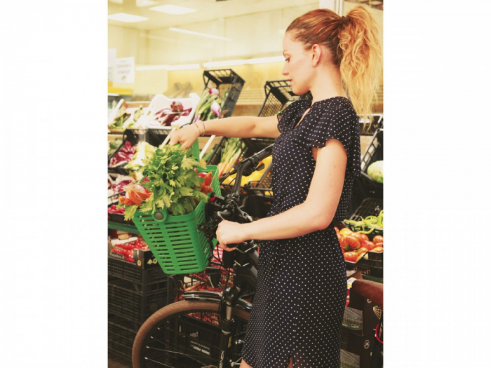 Cos pentru bicileta plastic Bellelli Plaza [1]