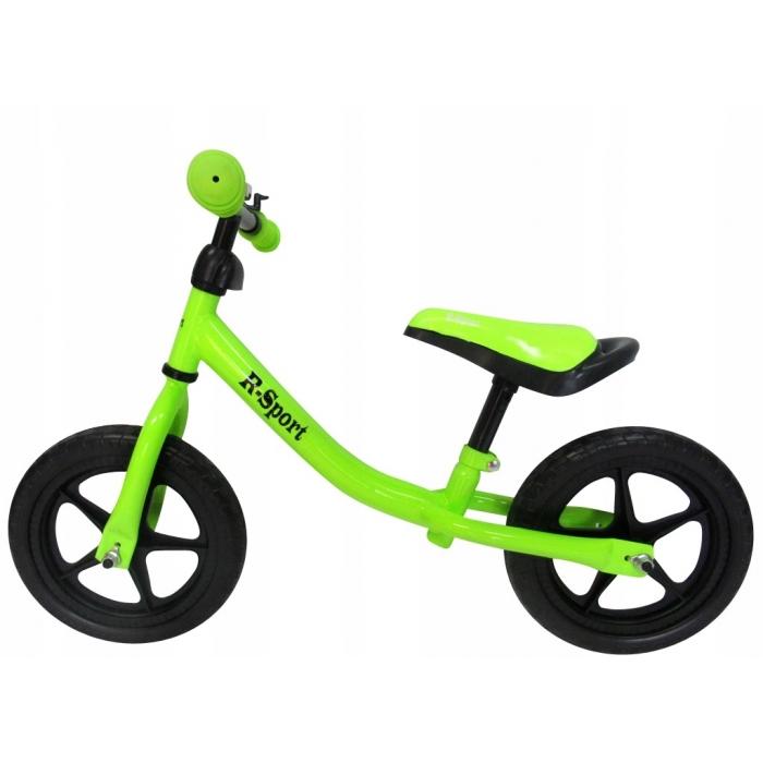 Bicicleta fara pedale R-Sport R1 - Verde [1]