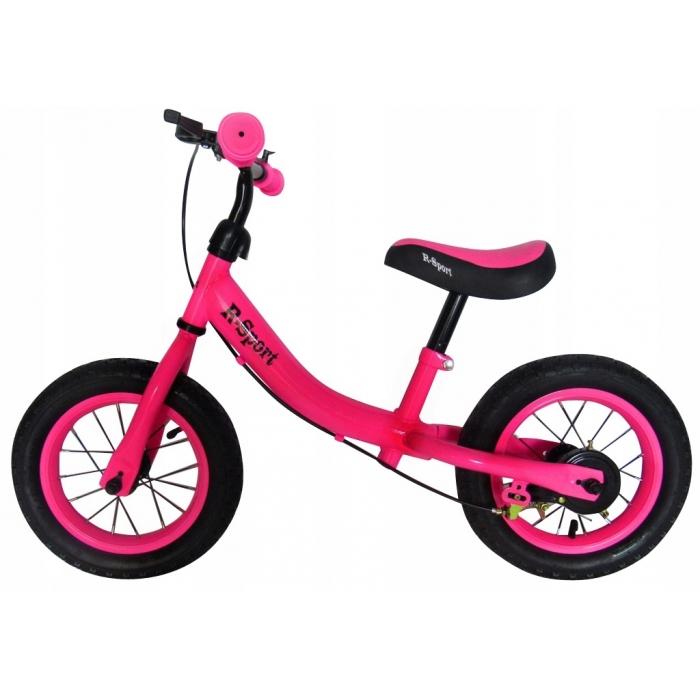 Bicicleta fara pedale R-Sport R3 - Roz [1]