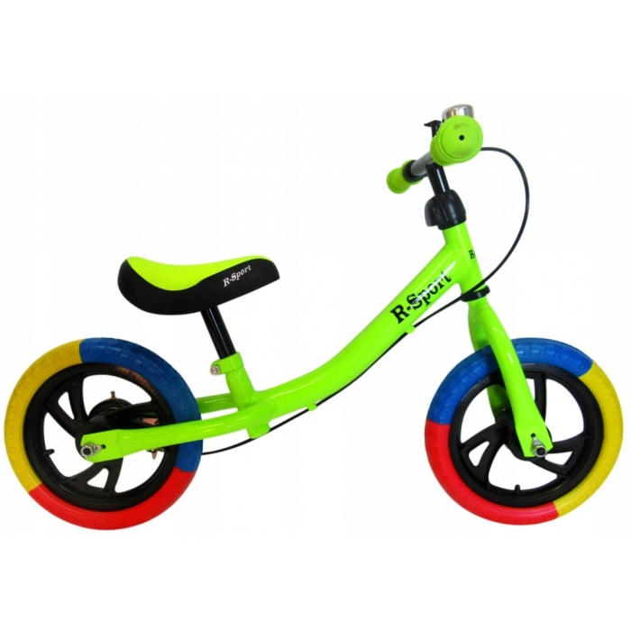 Bicicleta fara pedale R-Sport R6 - Verde [0]