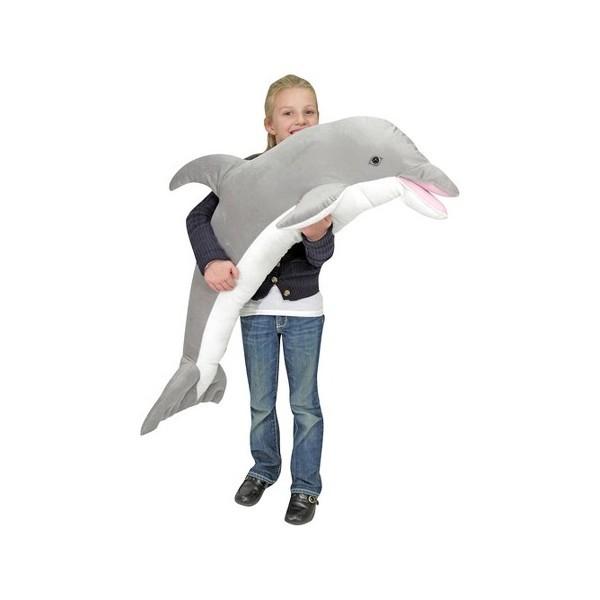 Delfin gigant din plus Melissa and Doug [1]