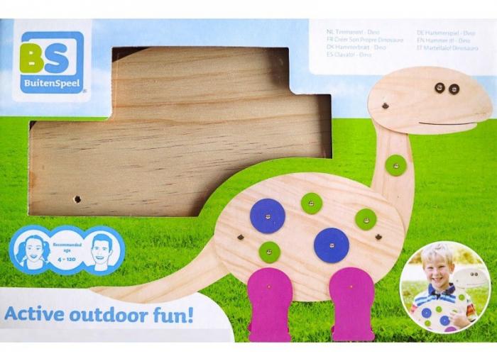 Dinozaur de construit Buitenspeel [1]