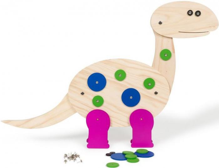 Dinozaur de construit Buitenspeel [0]