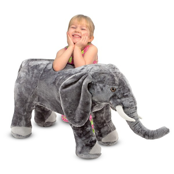 Elefant din plus [0]