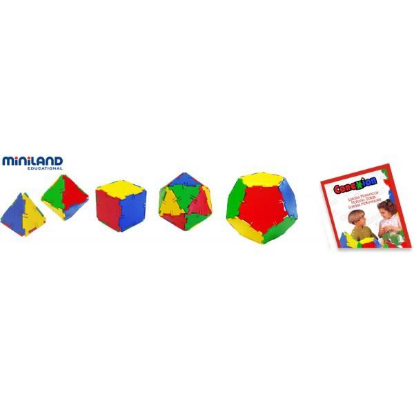 Joc constructii Conexion 54 Miniland [3]