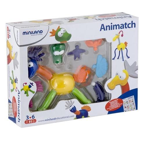 Joc distractiv Animatch Miniland [0]
