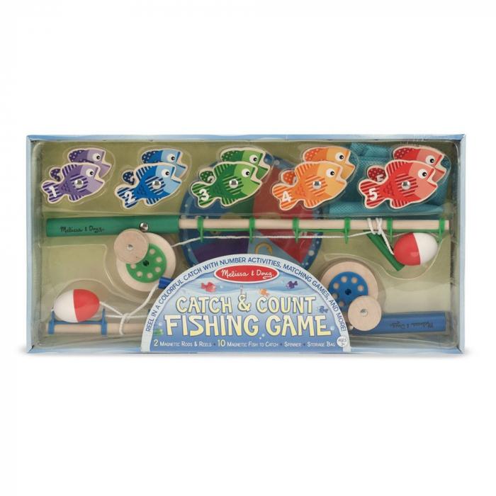 Joc magnetic de pescuit Melissa and Doug [0]