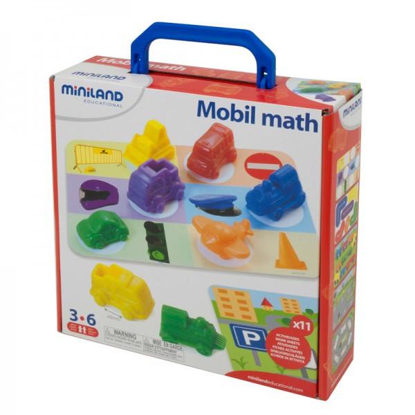 Joc matematica pe roti - Miniland [1]