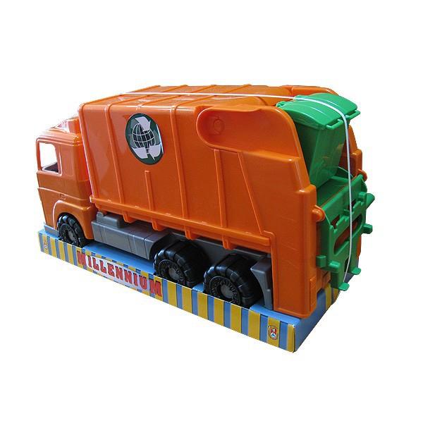 Masina de gunoi 49 cm Millenium Androni Giocattoli [2]