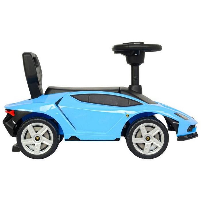 Masinuta de impins Lamborghini 3726A - Albastru [6]