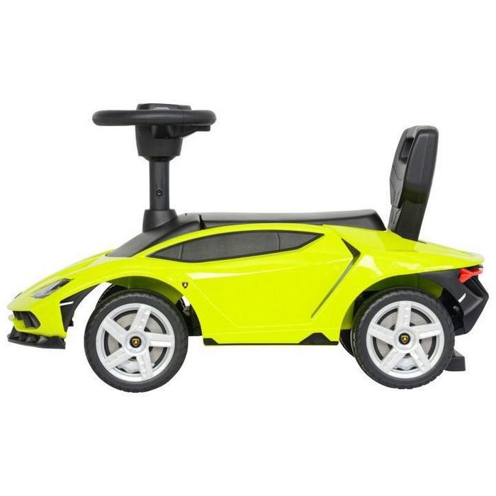 Masinuta de impins Lamborghini 3726A - Verde [0]