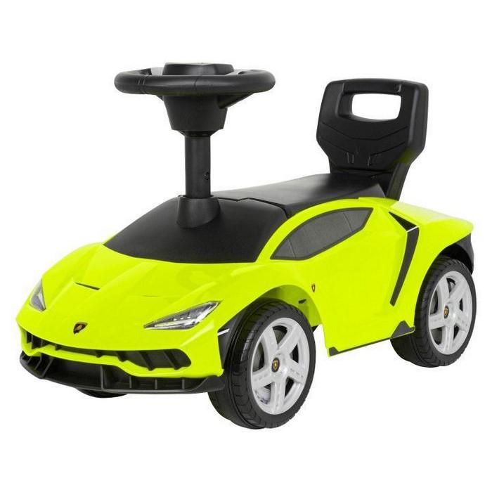 Masinuta de impins Lamborghini 3726A - Verde [6]