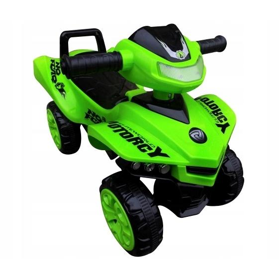 Masinuta de impins R-Sport J5- Verde [0]