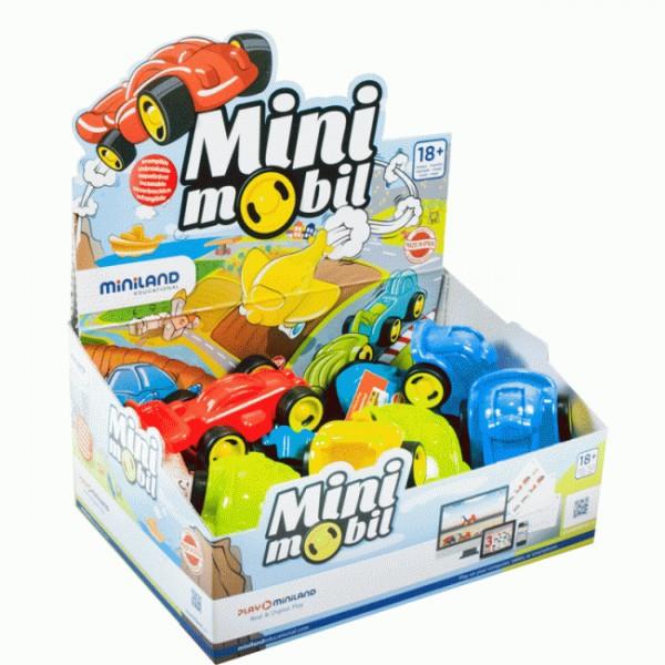 Minimobil 12 Tractor  Miniland [1]