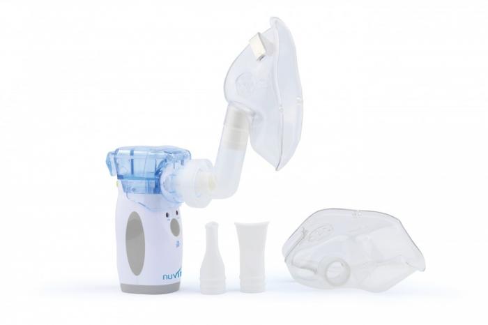 Nuvita nebulizator portabil cu vibratii - 5076 [3]