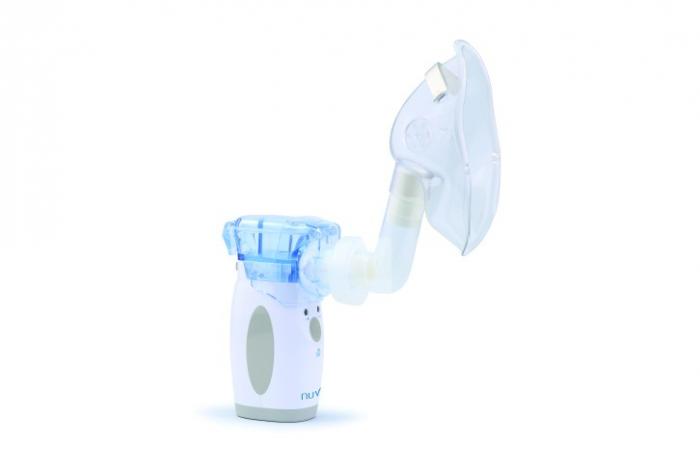 Nuvita nebulizator portabil cu vibratii - 5076 [0]