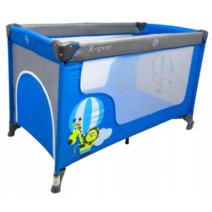 Patut pliabil R-Sport K2 - Albastru [2]