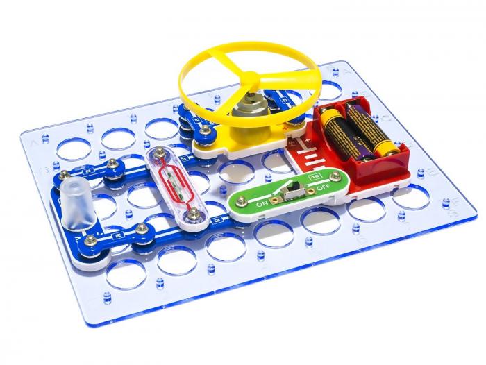 Puzzle electronic Miniland 88 de variante [2]