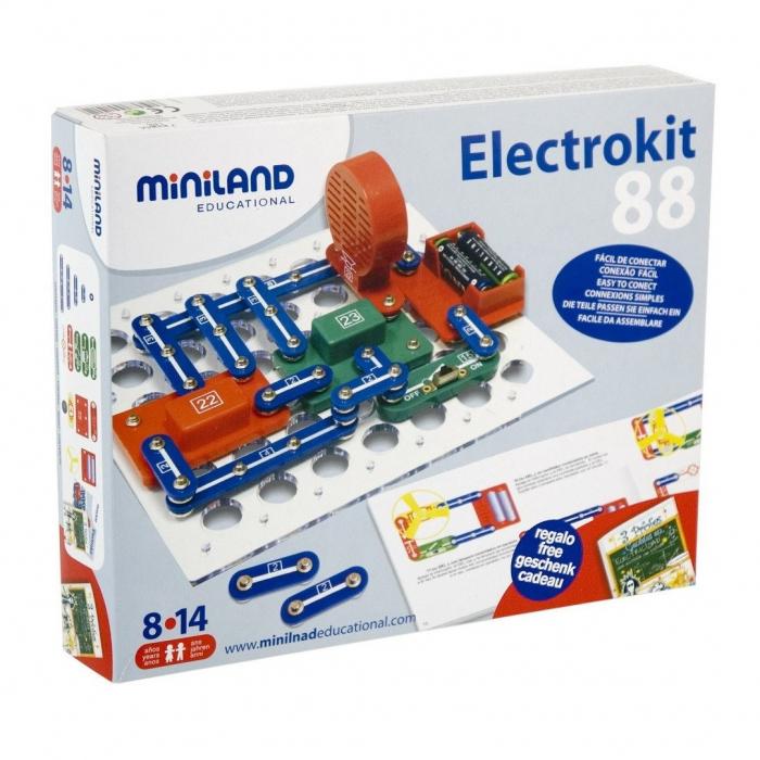 Puzzle electronic Miniland 88 de variante [3]