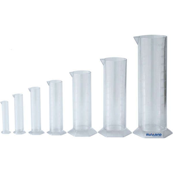 Recipiente tuburi pentru masuratori Miniland [2]
