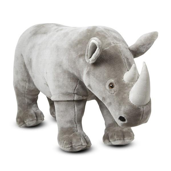 Rinocer gigant din plus - Melissa and Doug [0]