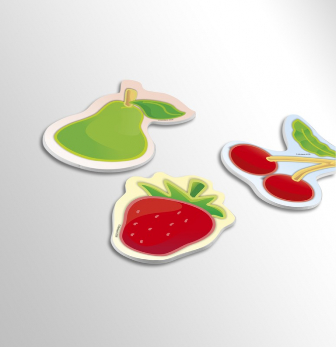 Set 6 puzzle Fructe - Miniland [1]