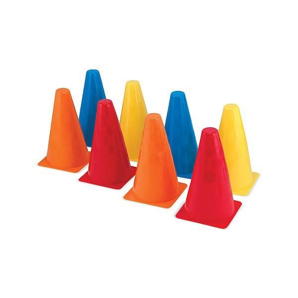 Set 8 conuri din plastic [0]