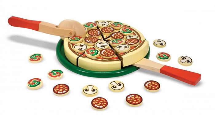 Set de joaca Pizza Party Melissa and Doug [2]