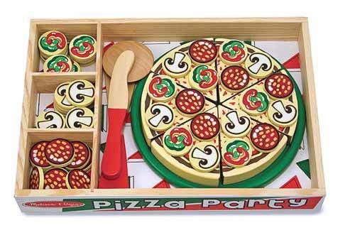 Set de joaca Pizza Party Melissa and Doug [0]